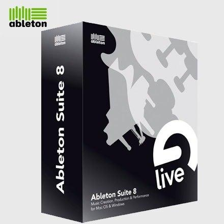 Ableton live suite 8 1 1 easy patch by load